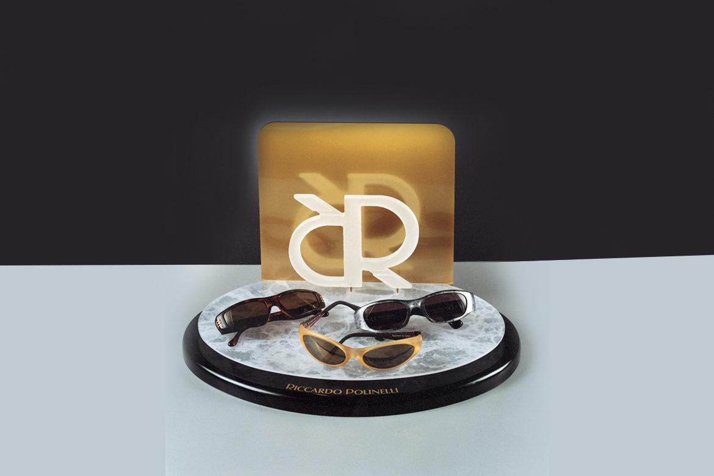 POLINELLI - Display da banco per occhiali