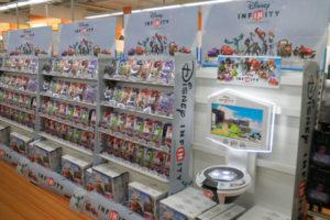Disney personalizzazioni Punto vendita