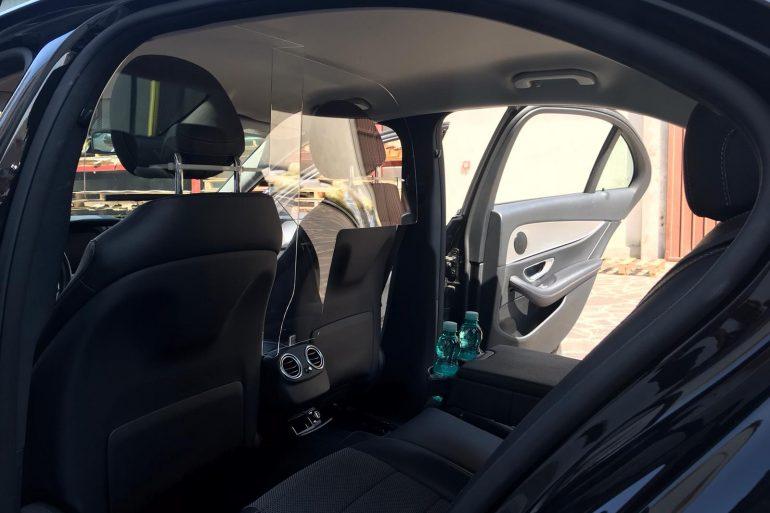 Divisori per auto